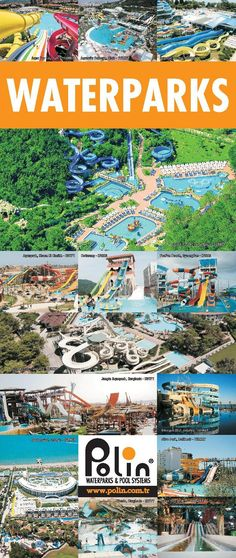 Find an epic water park and drive there Summer Bucket, Summer Fun, Fun Water Parks, Tour Around The World, I Want To Travel, Water Slides, Ahs, Vacation Destinations, Weekend Getaways