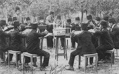 Osmanlı son dönemleri eğitim 1914