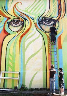 Art - Street Art Raleigh, North Carolina  #Kids #Events