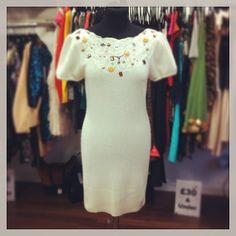 Nishe knit dress WAS £95 NOW £20