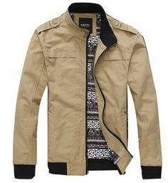 Men&39s spring jacket men cultivating the trend of casual men jacket
