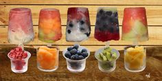Fruit Ices