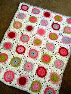 BabyLove Brand Gumball Blanket Crochet por BabyLoveBrandKids