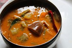 Instant Sambar Recipe - 10 Min Sambar Recipe with Gram Flour - Yummy Tummy Easy Veg Recipes, Vegetable Recipes, Indian Food Recipes, Vegetarian Recipes, Cooking Recipes, Ethnic Recipes, Recipes With Gram Flour, Indian Sambar Recipe, Sambhar Recipe
