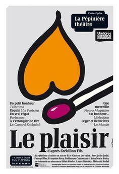 Michel Bouvet, Le Plaisir