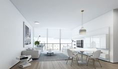 4 Contemporary Home Visualizations with Sleek Sophistication - 37&38