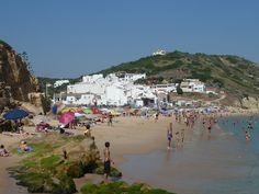 Where I spent my last birthday - Salema, Portugal.