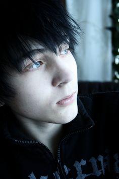 Emo boy by Melmolly.deviantart.com on @DeviantArt
