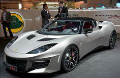 2016 Lotus Evora Model
