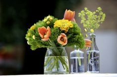 Pollen Floral Design in Chicago – locally sourced & sustainably grown flowers.
