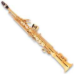 Soprano saxophone and clarinet intrigue me.
