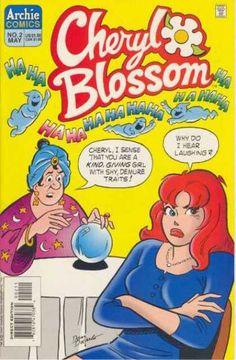 Cheryl Blossom 2 Cheryl Blossom Comics, Archie Comics Riverdale, Archie Comic Books, Dan Decarlo, Creation Art, Betty And Veronica, Funny Jokes For Adults, Adult Cartoons, Image Comics
