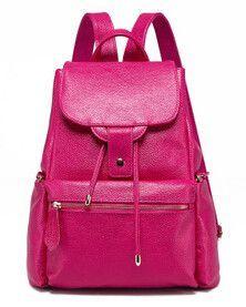 hot sale women split leather backpack brand women mochila high quality backpacks for teenage girls fashion women rucksacks bag