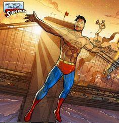 Mundo Superman, Superman X, Superman Family, Superman Man Of Steel, Dc Comics Characters, Dc Comics Art, Superboy Primordial, Marvel Dc, Marvel Comics