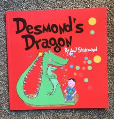 Desmond's Dragon – review and giveaway