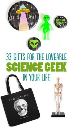 33 Gifts For Anyone Who F*cking Loves Science  For the many wonderful nerds in my life—including myself.