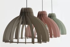 Granny Smith hanglamp (naturel en kleur)