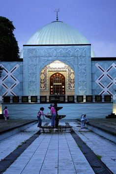 Travel Mosques of the World Photofeature | Great mosques around the world - Yahoo Finance Canada