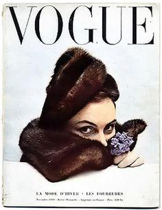 Vogue Paris, November 1949
