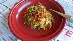 Nasi Goreng recipe via best home chef.