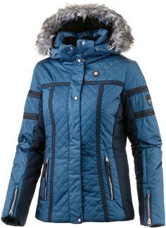 #ICEPEAK #Carol #Skijacke #Damen #blau