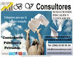 BV Consultores Costa Rica: En el asesoramiento de gestión fiscales para empre...