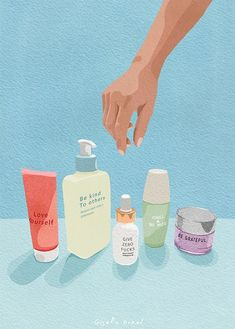 Gallery - Giselle Dekel - Illustration Art