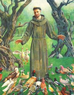 Beloved Saint Francis of Assisi