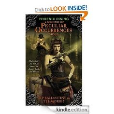 2nd steampunk book