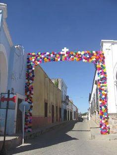 Calle Madero Alamos, Sonora Mexico
