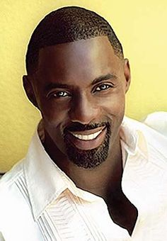 Idris Elba--this man could read the phone book for two hours and I'd still find him fascinating.