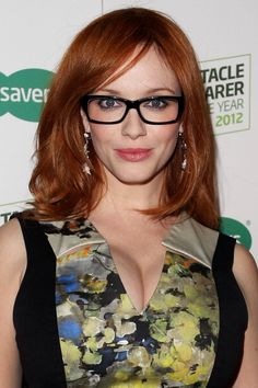 Christina Hendricks- so freakin beautiful