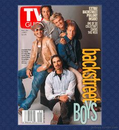 TV Guide May 26th - June 1st, 2001