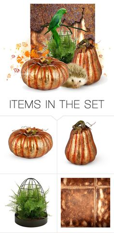 """Autumn Glow"" by elsiemarley22 ❤ liked on Polyvore featuring art"
