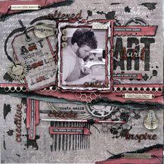 Art - Scrapbook.com