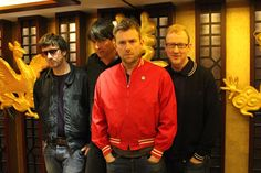 Blur. The Magic Whip. 2015. And all was right in the world