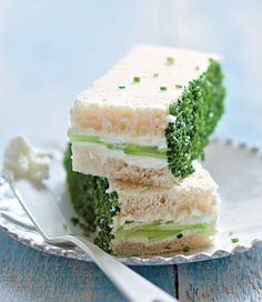 Petits sandwiches à l'anglaise recette pas chère