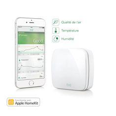 Elgato Eve capteur d'intérieur sans fil avec technologie HomeKit a 79,90 € sur lick.fr