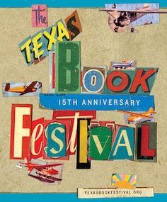 texas book festival -Austin