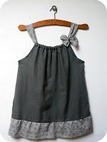 Tutos robe, jupe et top, taille 36/38 mais facilement adaptable