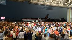 FULL EVENT: Donald Trump Holds MASSIVE Rally in Melbourne, FL 9/27/16 'THE SINGLE WEAPON HILLARY HAS IS THE MEDIA'...