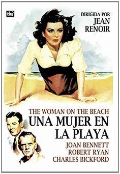 Una mujer en la playa [Recurso electrónico] = The woman on the beach / dirigida por Jean Renoir