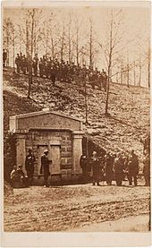 Funeral and burial of Abraham Lincoln - Wikipedia, the free encyclopedia
