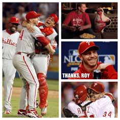 One of the classiest guys in the game announced his retirement today! Thank you for the a phantastic memories Doc! Always a Phillie in my heart! ❤️⚾️