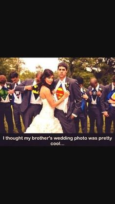 I'm serious... this needs to happen. Future husband... If you see this... Have your groomsmen and yourself do it.