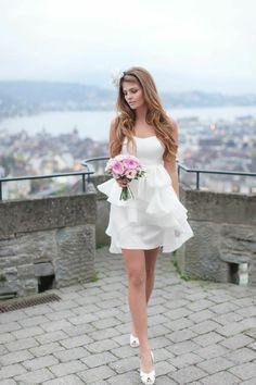 Zoro   Kollektion Sposa Zoro, White Dress, Dresses, Fashion, Nice Asses, Vestidos, Moda, Fashion Styles, The Dress