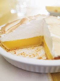 Lemon Pie (the ultimate) Recipes Lemon Desserts, Delicious Desserts, Yummy Food, Sweet Recipes, Cake Recipes, Dessert Recipes, Pie Dessert, Love Food, Food And Drink