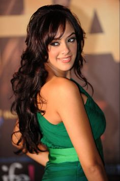 Bollywood Star Hazel Keech