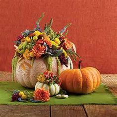thanksgiving decor ideas - Bing Images