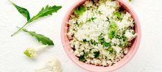 Helppo kukkakaaliriisi   Lisäkkeet   Reseptit – K-Ruoka Joko, My Cookbook, Hummus, Salads, Cooking Recipes, Ethnic Recipes, Homemade Hummus, Food Recipes, Chef Recipes